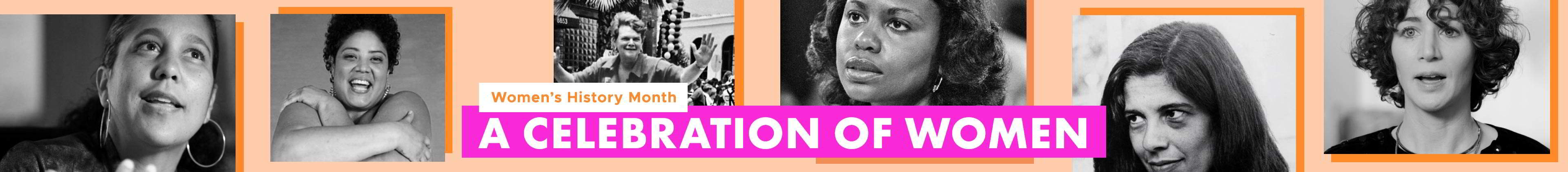 Watch Women's History Month on Kanopy